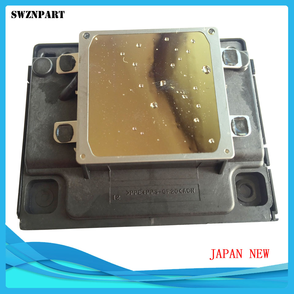 JAPAN NEW F190000 Printhead Print Head for Epson ME 80W 700FW 900WD 960FWD 85ND ME82WD WF 3011 3531 SX535WD BX630FW TX500W