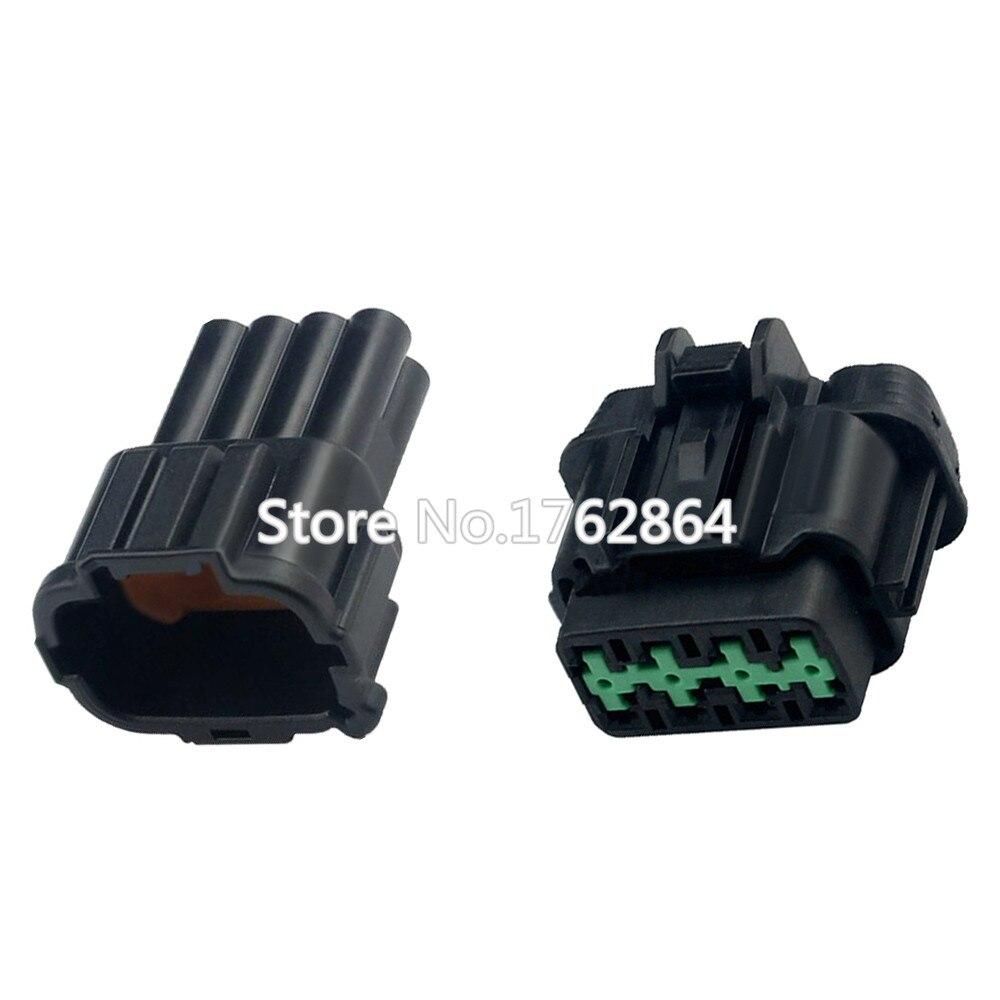 8 pin Connettore Impermeabile Automobilistico di Plastica Originale Con Spina Terminale DJ7089A-2.2-11/21 8 P Connettori