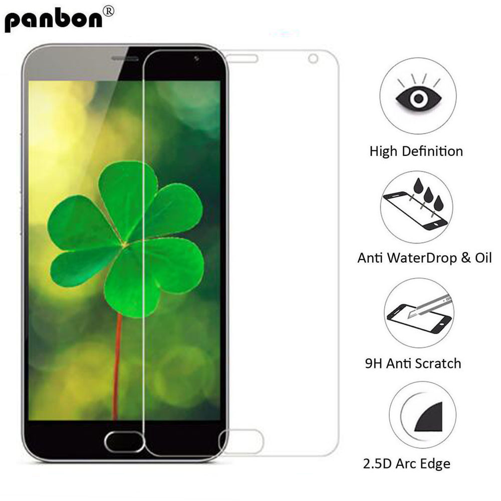 Panbon Tempered-Glass-Film Note Meizu M2 Screen-Protector Glass-On for M2note/toughened