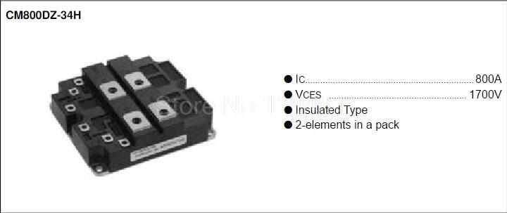 CM800DZ-34H MODULE IGBT module--SZHSX