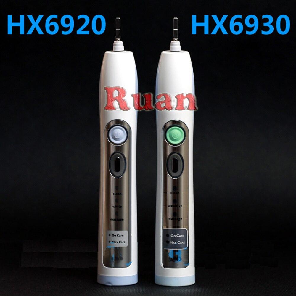 Nuovo per philips sonicare flexcare hx6942/hx6932/hx6911/rs910/930/hx6921/6982/6950 spazzolino hx6930/6920 maniglia-in Spazzolini da denti elettrici da Elettrodomestici su  Gruppo 2