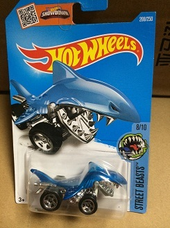 chaude vente chaude roues morsure de requin 208250 collection mtal voitures hot wheels de