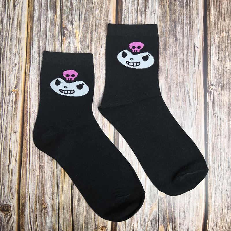 New Ladies Plain Black Socks Womens Girls Cotton Blend Lycra Adults Uk Size 4-8