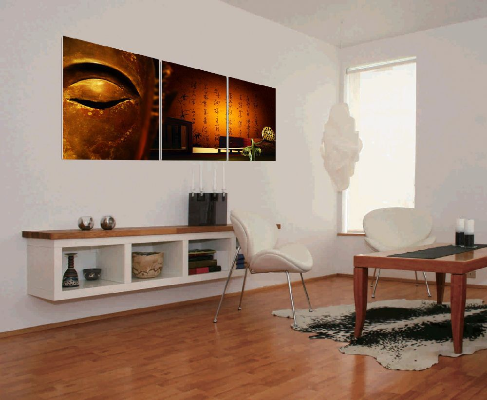Painting Canvas For Living Room Popular Golden Painting Buy Cheap Golden Painting Lots From China