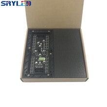 """4 יח\חבילה סופר מקורה באבחנה גבוהה 3 מ""""מ המגרש 1 פיקסל/16 סריקה בצבע מלא 192x96 מ""""מ LED לוח 64x32 פיקסלים LED מודול"""
