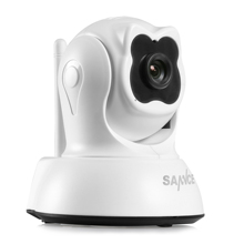 SANNCE 720P CCTV Smart IP Camera Wifi Security Baby Monitor IR Night Vision Two Way Audio