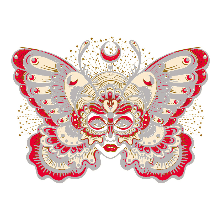 Fashion Disposable Colorful Tattoo Stickers Waterproof Beauty Flash Festival Body Art Sticker Tatouage Temporaire in Temporary Tattoos from Beauty Health