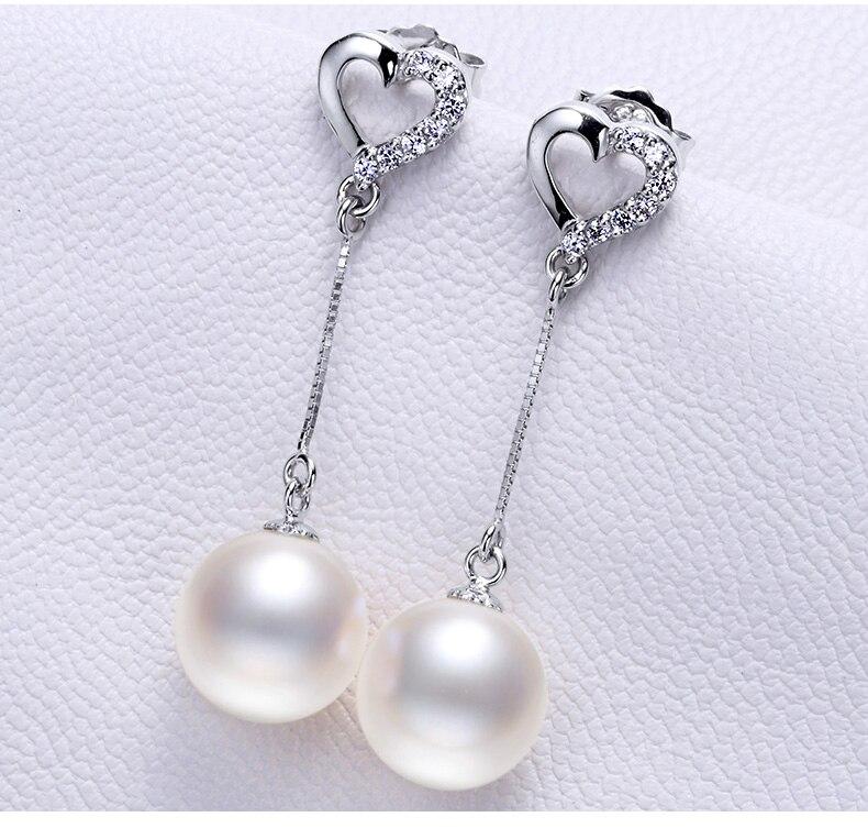 pearls earrings jewelry 99