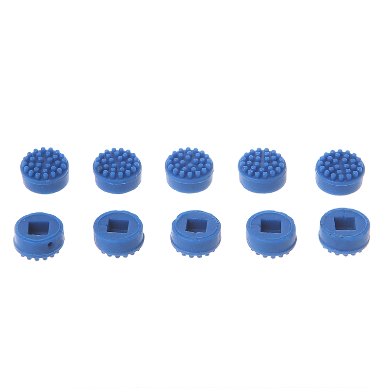10PCS Blue Trackpoint Pointer Mouse Stick Point Cap For DELL Laptop Keyboard