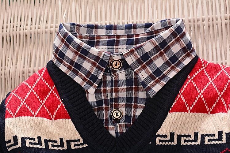BibiCola-new-faul-Two-Pcs-fashion-baby-autumn-winter-sweater-clothes-baby-boysgirls-cardigan-sweater-coat-Childrens-sweater-5