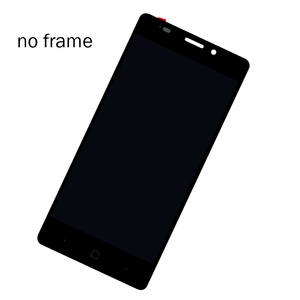Image 2 - 5.0 Inch Vernee Thor E Lcd scherm + Touch Screen Digitizer + Frame Montage 100% Originele Lcd + Touch Digitizer voor Thor E