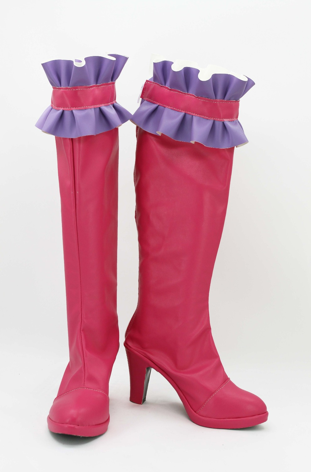 Webgame NO GAME NO LIFE Cosplay Shoes Anime Party Boots Tailor-Made