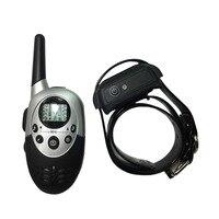 1000 Yard Waterproof Vibra Remote Small Med Large Dog Static Shock Training Collar Electric Pet Dog