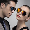 Classic Sunglasses Women Men Mirror Eyewear Pilot Sun Glasses for Women Brand Designer Shades Oculos De Sol Feminino Gafas