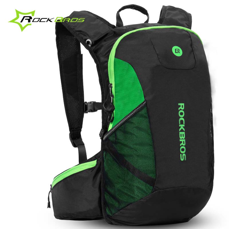 Rockbros Road MTB Bike Backpack Women Men Nylon Bicycle Bag Rainproof Breathable Outdoor Sport Climbing Hiking Cycling Backpack ...