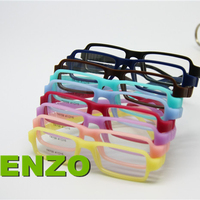 Сгибаемыми ребенок не винт с ремешком, Tr90 нерушимая детей оптические очки, Дети пластиковые очки кадр и шнур