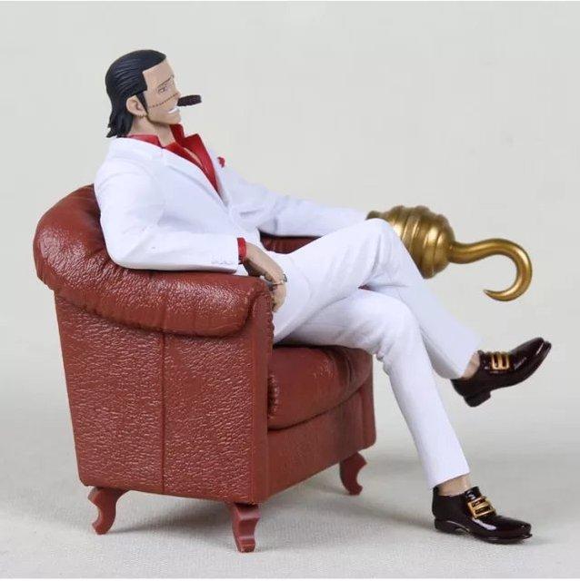 One Piece Sir Crocodile Action Figure Toy