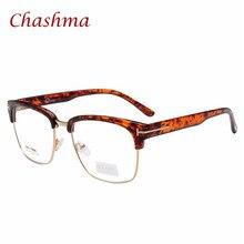 Women and Men Optical Glasses Classic Design Large Frame Prescription