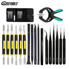 31 в 1 профессиональный набор инструментов для ремонта экрана сотового телефона, отвертка, набор инструментов для разборки iPhone