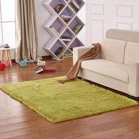 100X200cm Soft Silk Carpet Bibulous Antiskid Shaggy Rugs And Carpets Rug Pad For Living Room Coffee