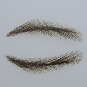 Eyebrow 2018 Full Size Long-lasting New Real Easy To Wear Sobrancelha Sale Lace Brow For Young Man ,