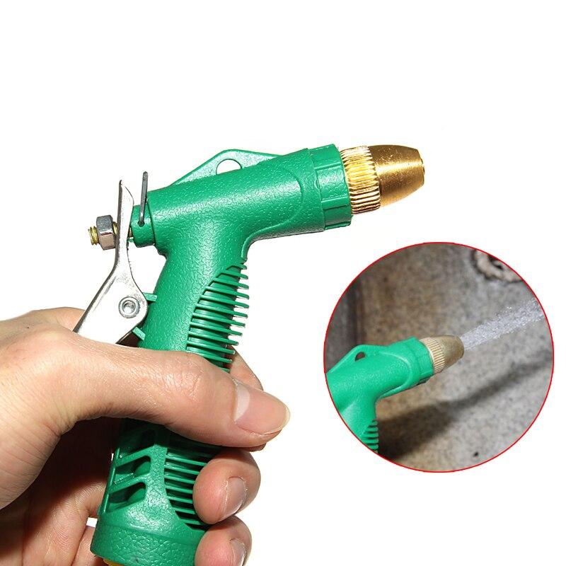 High Pressure Car Washing Water Gun Spray Floor Garden Br Nozzle Sprinkler Hose Pipe