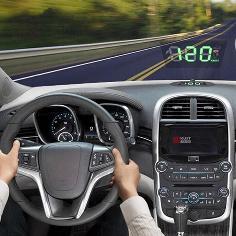 Head-Up-Display Hud-Film Car-Stickers-Accessories Navigation-Tools Reflective-Film Premium