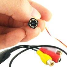 VERYSMART Mini CCTV Kamera Home Security Surveillance Kamera Video Audio Kamera 700TVL CMOS Sensor 6 stücke 940nm IR Nacht Vision