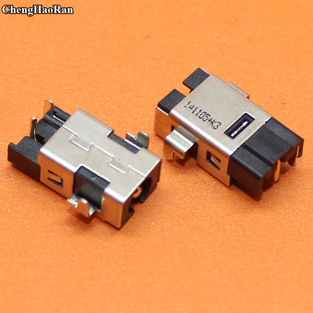 ChengHaoRan 1pcs NEW DC Power Jack Connector for DELL Vostro 5460 5560 5470 5480 5570 P34F DC JACK DC Connector image