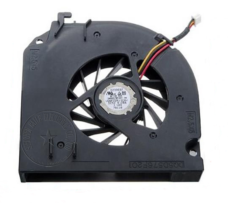 Smart Cooling Fan For Dell D820 D830 D531 M4300 M6300 M65 1531 Np865 Cpu Fan 100%new Original D820 D830 Laptop Cpu Cooling Fan Cooler Activating Blood Circulation And Strengthening Sinews And Bones Fan Cooling Computer & Office