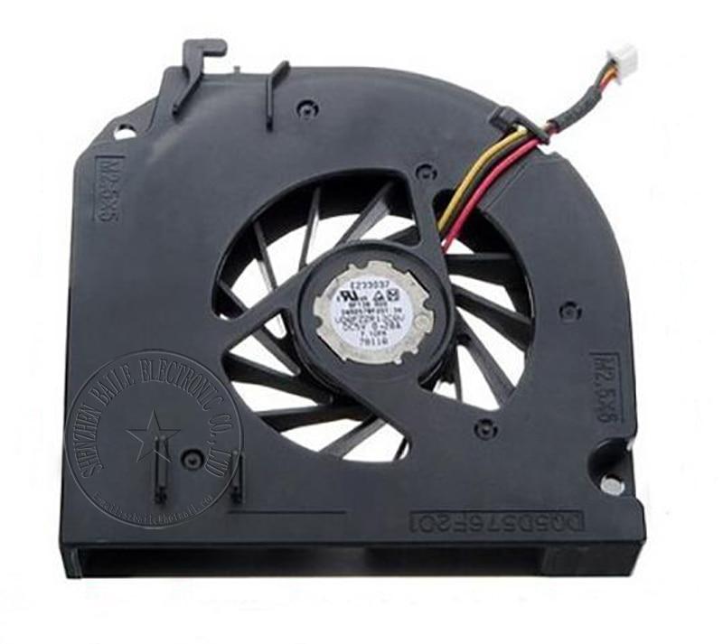 Energiek Koelventilator Voor Dell D820 D830 D531 M4300 M6300 M65 1531 Np865 Cpu Fan 100% Nieuwe Originele D820 D830 Laptop Cpu Koelventilator Koeler Zonden En Botten Versterken