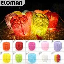 Paper Lantern Lampion Wedding-Party-Decor China Festival-Supplies Birthday DIY Hollow