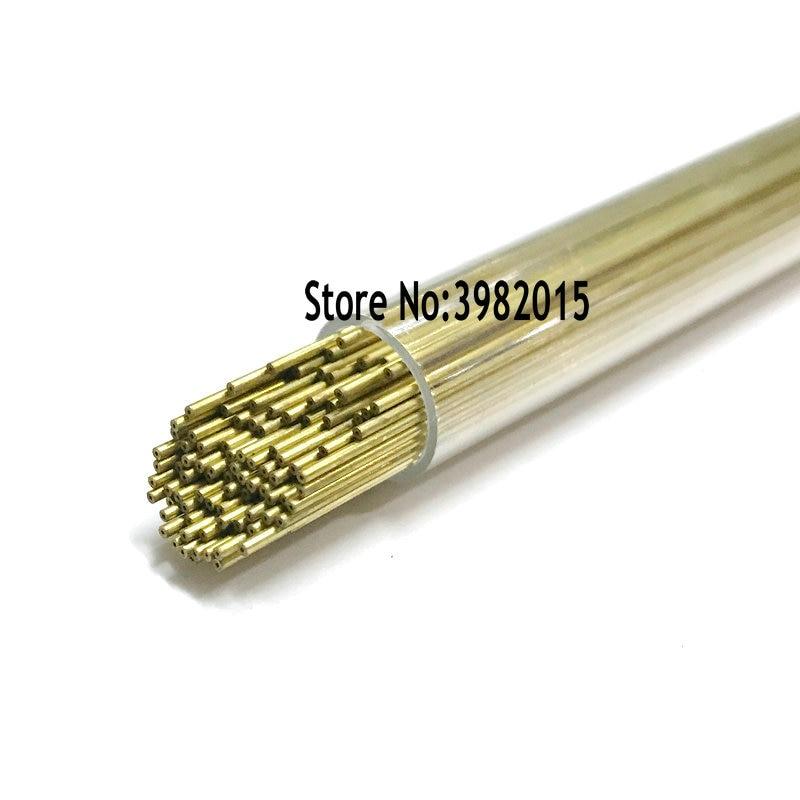 2pcs EDM Drill Ceramic Electrode White Ceramic Guide 0.8mm Puncher Machine New