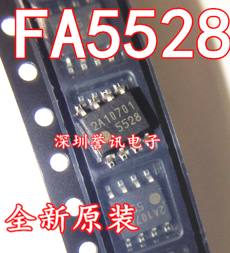 New Original 5528 FA5528N SOP8 Power Management Chip IC
