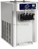 20 24L/h Kommerziellen softeis maschine  Eis hersteller maschine  Maschine eis-in Eismaschinen aus Haushaltsgeräte bei