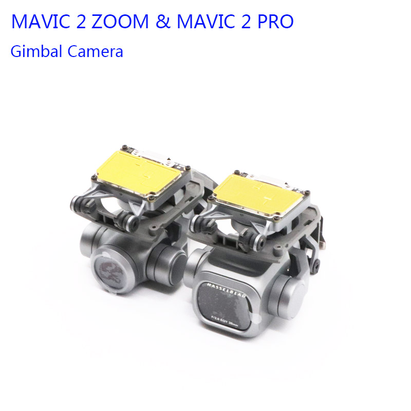 Original DJI Mavic 2 Zoom Gimbal Camera With Cover Mavic 2 Pro Camera Gimbal Replacement Repair