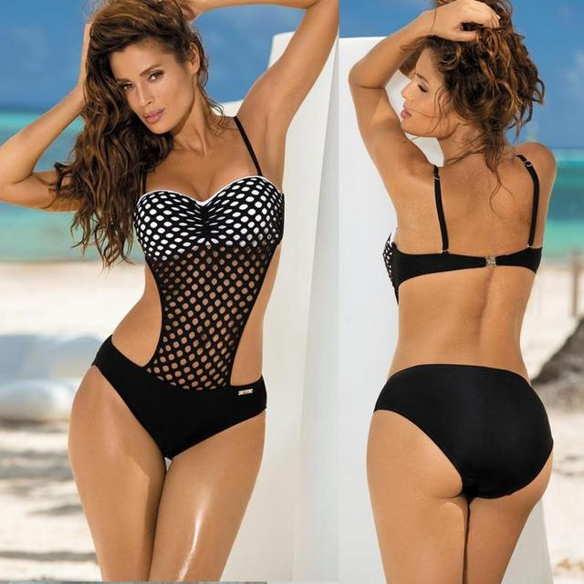 Sexy Net Swimsuit