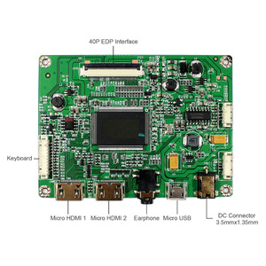 "Image 4 - HD MI LCD בקר לוח עם 10.1 ""VVX10T025J00 2560X1600 IPS LCD מסך"