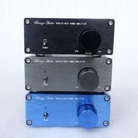 Amplifiers Breeze Audio HiFi Class 2 0 Stereo Hifi Digital Power Amplifier TPA3116 2 50W Mini