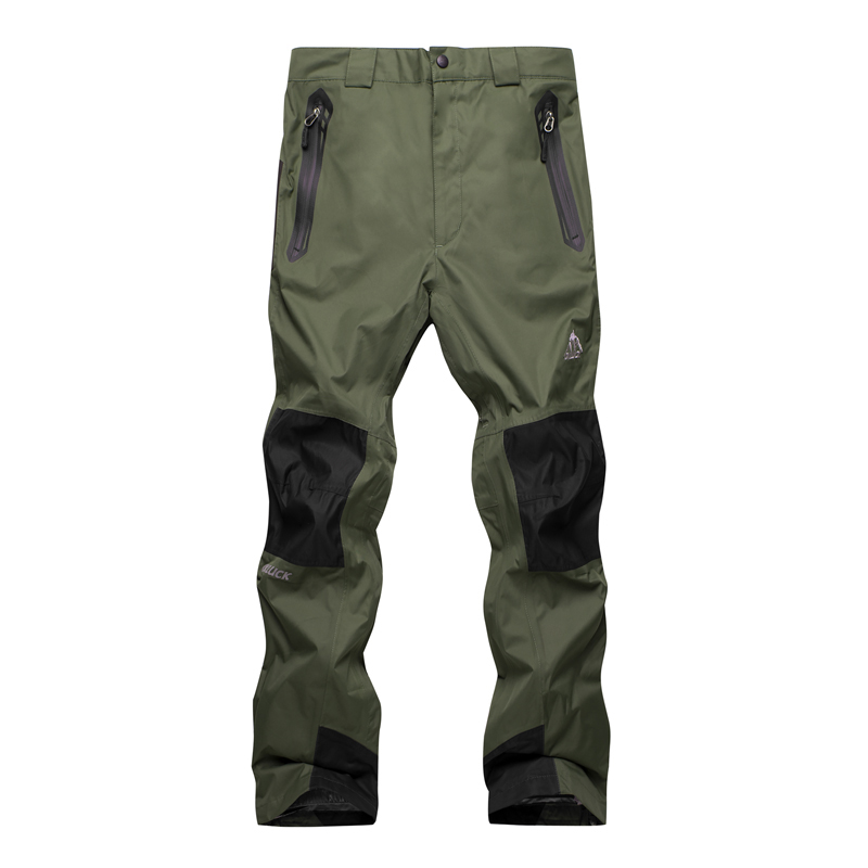 2019 pantalons de ski pour hommes en plein air nouveaux pantalons imperméables coupe-vent épais chaud pantalons d'alpinisme pour hommes
