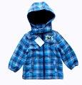Marca topolino, hoodies del bebé, niños prendas de vestir exteriores, nuevo 2014, invierno caliente del bebé del desgaste, ropa del muchacho, impermeable a prueba de viento