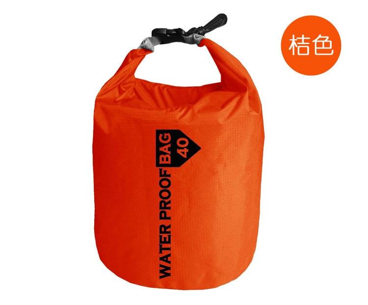 10L Swimming Waterproof Bags Storage Dry Sack Bag For Canoe Kayak Rafting Outdoor Sport Bags Travel Kit Equipment