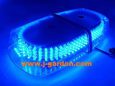 ФОТО Car Truck Emergency Beacon Light Bar Hazard Strobe Warning Police Fire 240 LEDStrobe LightBar Blue