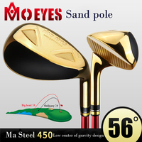 2019 New! Golf Gold R/S/SR Clubs Men Digging Rod 56° Sand Shaft Ma Steel 450 Hollow Low Center Gravity Design Driver Golf Wedges