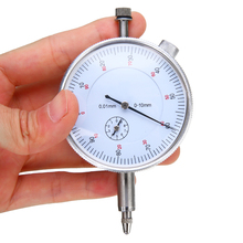 1pc 0 10 0 01mm Accuracy Dial Indicator Gauge Mayitr Precision Measurement Instrument Tool