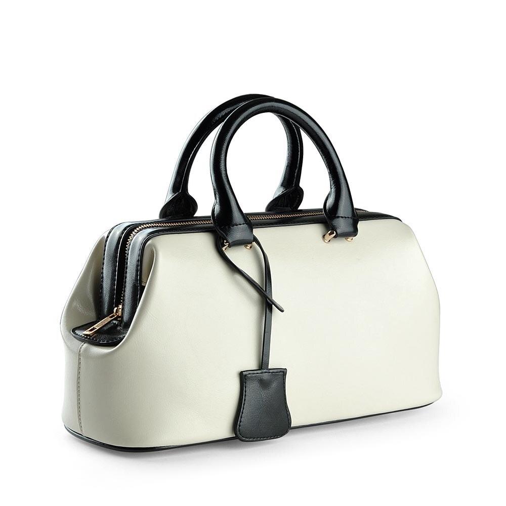 Nouvelle mode en cuir véritable dollar prix sac femmes sacs à bandoulière Messenger sacs grande capacité luxe dames sacs à main THK173