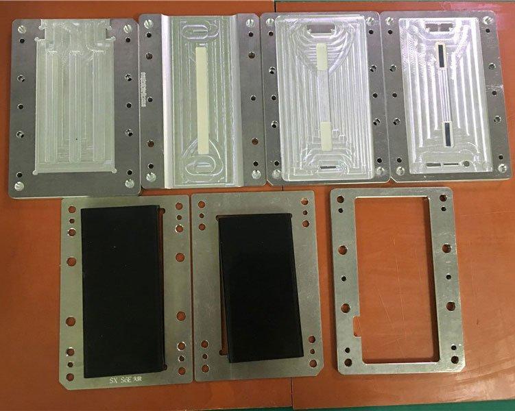 YMJ прессформы для ламинирования для iphone lcd ремонт машины
