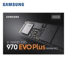 Samsung ssd 970 evo plus ssd m2 250g 500g 1 tb nvme m.2 2280 nvme ssd interno de estado sólido disco rígido hdd ssd pcie para computador