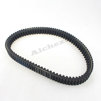 ACZ Motorcycle Replacement Drive Belt Durable Driving Belts For Yamaha TMAX530 T-MAX 530 Tmax530 2012-2016