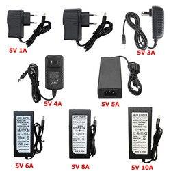 5 В 24 В 12 В освещения трансформатор переменного тока 110 V 220 V до 12 В Питание 1A 2A 3A 5A 6A 8A 10A светодио дный драйвера 10 Вт 60 Вт 100 Вт 120 Вт трансформато...